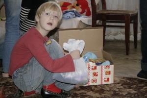 Коробка счастья 339
